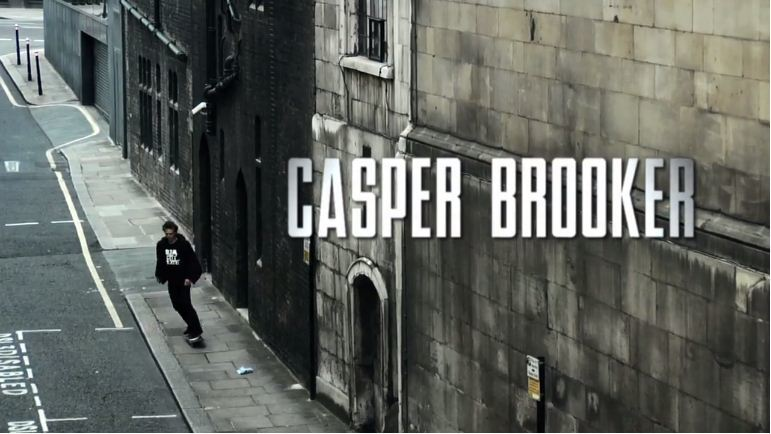 Casper Brooker – City Of Rats