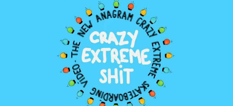 Kickflip - Crazy Shit - Different World