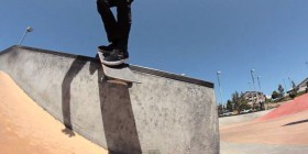 как делать backside Smith Grind