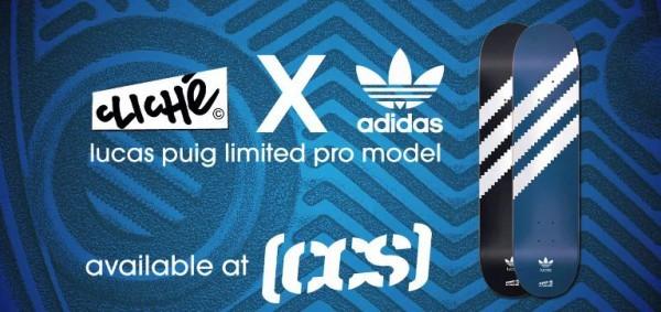 Adidas и Cliche