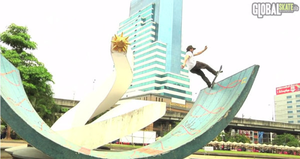 Dogway Around The World Clips #2. Tailandia