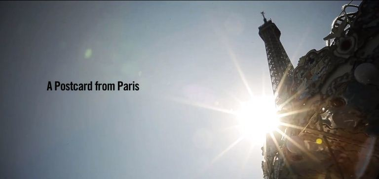 LAKAI 'A POSTCARD FROM PARIS' FEATURE