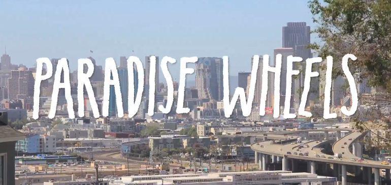 Paradise Wheels представляет полное видео Pairidaeza