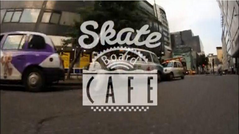Skateboard Cafe представляет выходные в Лондоне