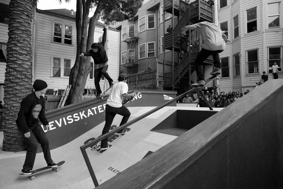 Evan Smith, crooked grind в финале