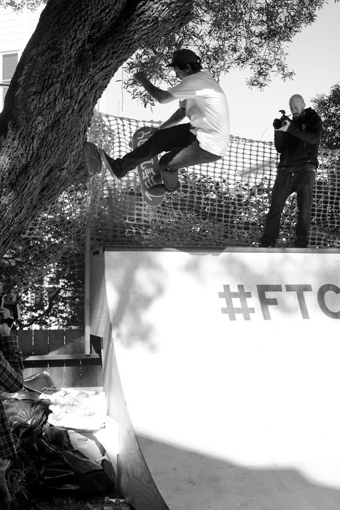 Mason Merlino, footplant fakie