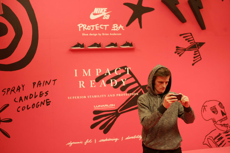 Nike project Brian Anderson. London (6)