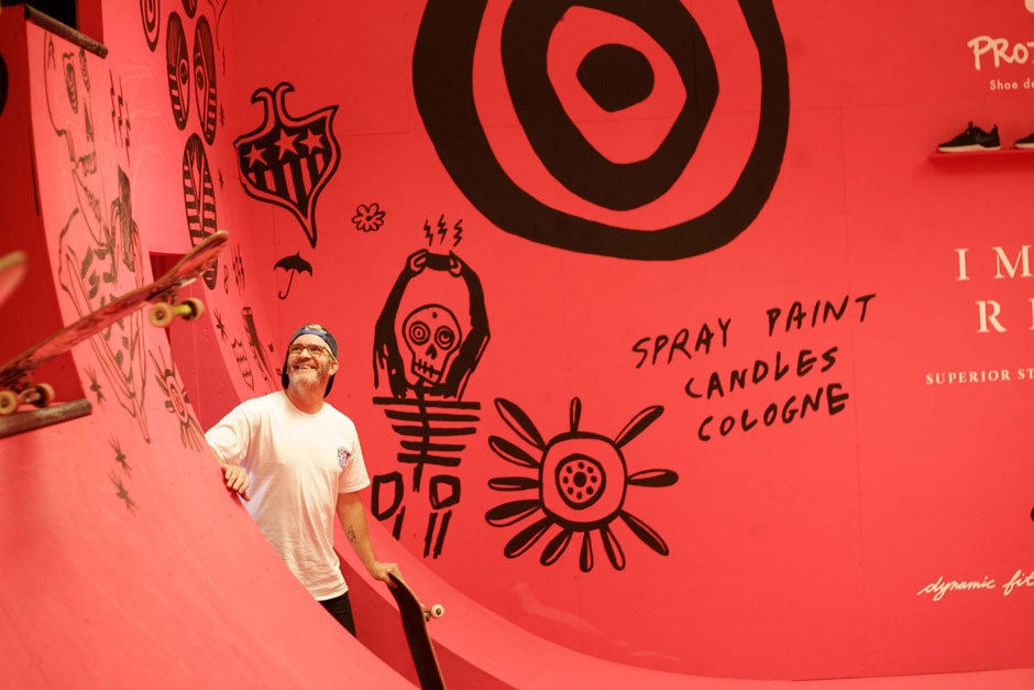 Nike project Brian Anderson. London (7)